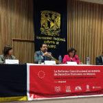 La sociedad civil necesita dejar de ser conformista, ha aumentado su tolerancia. Adalberto Méndez López. CNDH