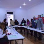 Final del Foro de Especialistas en Derechos Humanos en la Defensoria de los Derechos Universitarios de la UAM