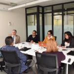 Primera reunión del Comité Organizador del Foro Transformaciones Constitucionales