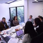 Segunda reunión del Comité Organizador del Foro Transformaciones Constitucionales